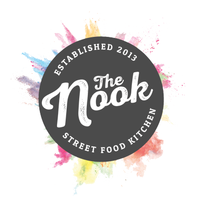 The Nook Street Food Kitchen Logo